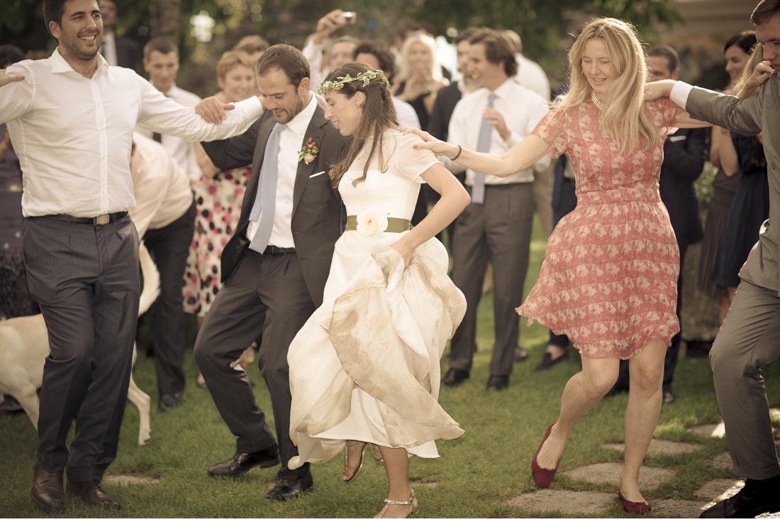 Danze al ricevimento