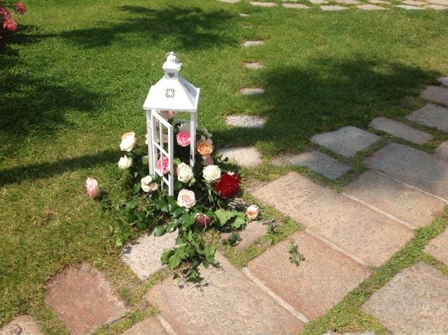 Decorazioni matrimonio giardino migliore collezione for Decorazioni in ferro per giardino