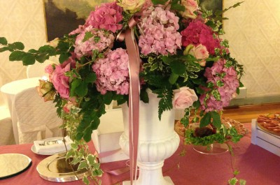 Flower design, Centrepiece