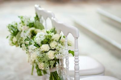 Flower Design nell'allestimento per la cerimonia