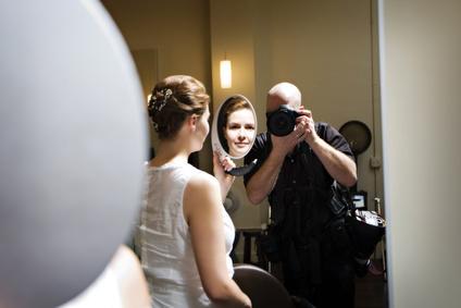 Servizio fotografico per la sposa