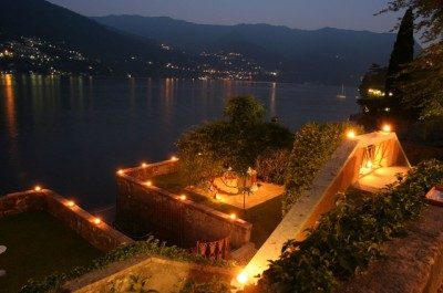 Queen Teodolinda Villa, Lake Como