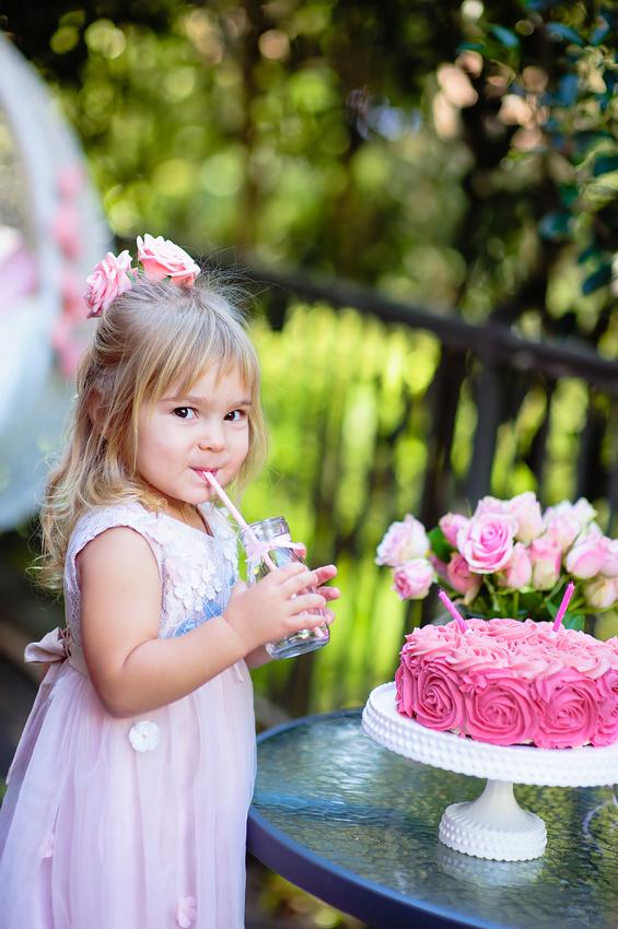 Compleanno per bambina